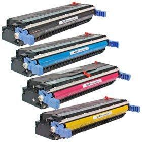 Compatible HP C9730A, C9731A, C9732A, C9733A a Set of 4 Toner Cartridges