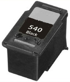 Remanufactured Canon PG-540 Black Ink cartridge High Capacity