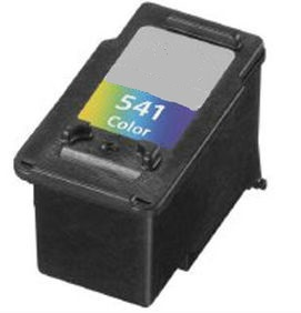 Remanufactured Canon CL-541 Colour Ink cartridge High Capacity