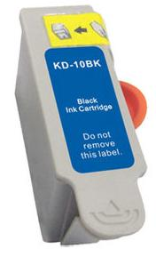 Compatible Kodak 10 Black  Ink cartridge