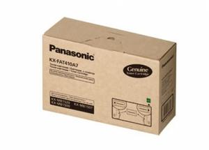Original Panasonic KX-FAT410E Black Toner Cartridge