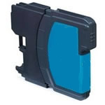 Compatible Brother LC1100C Cyan Inkjet Cartridge