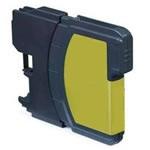 Original Brother LC1100Y Yellow Inkjet Cartridge