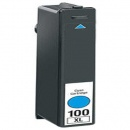 Compatible Lexmark 100XL Cyan Ink Cartridge High Capacity