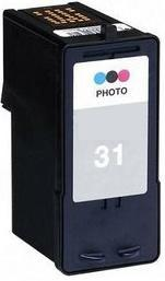 Remanufactured Lexmark 31 (18C0031)Photo High Capacity Ink cartridge