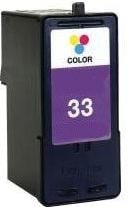 Remanufactured Lexmark 33 Colour Ink Cartridge (18C0033e)