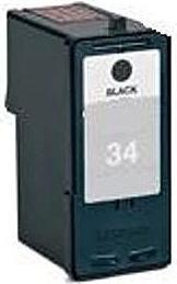 Remanufactured Lexmark 34 Black Cartridge (18C0034e)