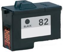 Remanufactured Lexmark 82 Black High Capacity Ink cartridge (18L0032)
