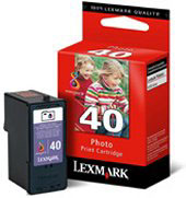 Original Lexmark 40 Photo Cartridge (18Y0340E)