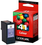 Original Lexmark 41 Colour Cartridge (18Y0141E)