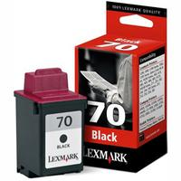Original Lexmark 70 Black  Cartridge (12A1970)