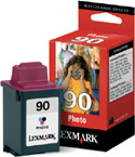 Original Lexmark 90  Photo cartridge (12A1990)
