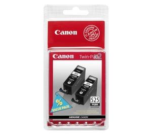 Original Canon PGI-525 Black Ink Cartridges Twin Pack