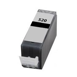 Compatible Canon PGI-520BK Black Ink Cartridge