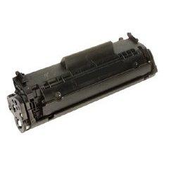 Original HP Q2612A Black Toner Cartridge