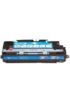 Compatible HP Q2681A Cyan Toner Cartridge