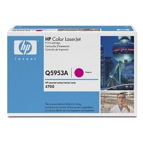 Original HP Q5953A Magenta Toner Cartridge