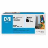 Original HP Q6000A Black Toner Cartridge