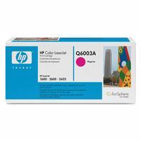 Original HP Q6003A Magenta Toner Cartridge