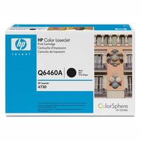 Original HP Q6460A Black Toner Cartridge