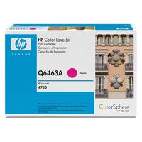 Original HP Q6463A Magenta Toner Cartridge
