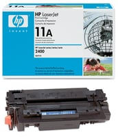 Original HP Q6511A Black Toner Cartridge