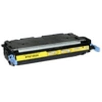 Compatible HP Q7562A Yellow Toner Cartridge