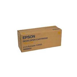 Original Epson S050034Yellow Toner Cartridge
