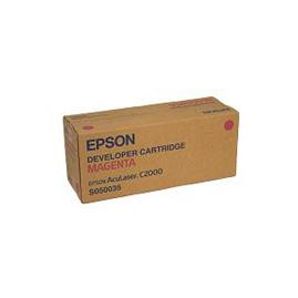 Original Epson S050035 Magenta Toner Cartridge