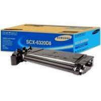 Original Samsung SCX6320D8 Black Toner Cartridge