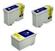 Compatible Epson T007 Black and T009 5 Colour Ink Cartridge + EXTRA BLACK