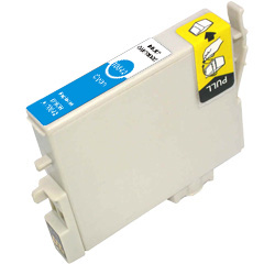 Compatible Epson T0542 Cyan  Ink cartridge