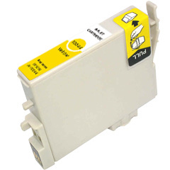 Compatible Epson T0544 Yellow Ink cartridge