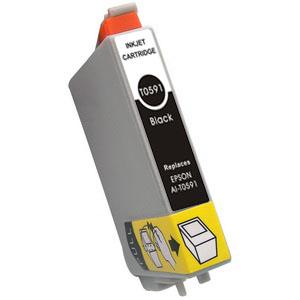 Compatible Epson T0591 Photo Black  Ink cartridge