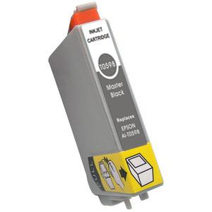 Compatible Epson T0598 Matt Black Ink cartridge