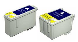 Compatible Epson T066 and T067 Colour Ink cartridge