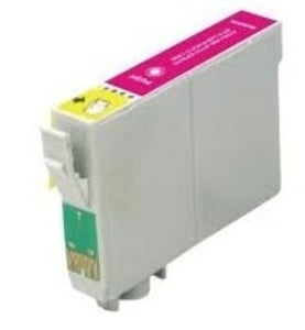 Compatible Epson T0713 Magenta Ink cartridge