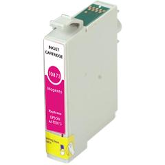 Compatible Epson T0873 Magenta Ink cartridge