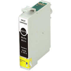 Compatible Epson T0878 Matt Black Ink cartridge