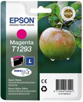 Original Epson T1293 Magenta Ink Cartridge
