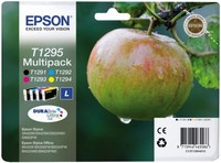 Original Epson T1295 Ink Cartridge Multipack