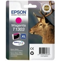 Original Epson T1303 Magenta Ink Cartridge