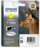 Original Epson T1304 Yellow Ink Cartridge