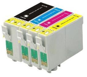 Original Epson T1306 Colour Multipack (CMY)
