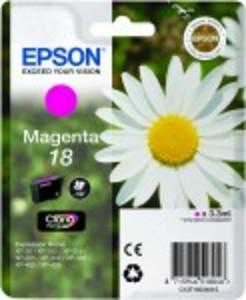 Original Epson 18 Magenta Ink cartridge (T1803)