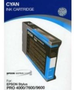 Original Epson T5432 Cyan Ink Cartridge