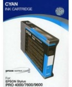 Original Epson T5442 Cyan Ink Cartridge High Capacity