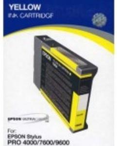 Original Epson T5444 Yellow Ink Cartridge High Capacity