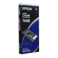 Original Epson T5495 Light Cyan Ink Cartridge