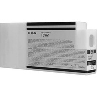 Original Epson T5961 Photo Black Ink Cartridge